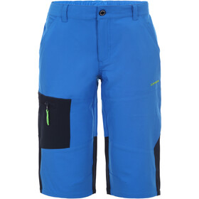 Icepeak Kobe Pantalones Capri Niños, royal blue